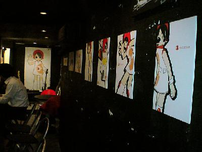 Shelly個展「asucapsule -First Time-」