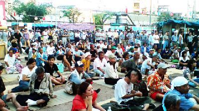 釜ケ崎夏祭り